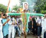 LJP's demonstration against Pakistan