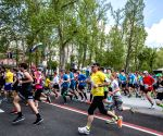 SLOVENIA-LJUBLJANA-WINGS FOR LIFE WORLD RUN