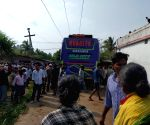 5 killed in Odisha after bus comes in contact with live wire