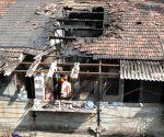 Cylinder blast in Kumbharwada