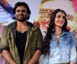 Location song coverage of Thikka Movie