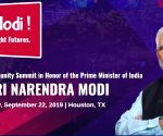 Festival-like atmosphere at NRG stadium for 'Howdy Modi' event