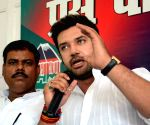 Chirag Paswan's press conference