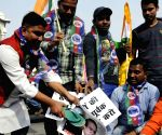 LJP's demonstration against ceasefire violations by Pakistan