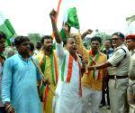LJP's Aman Yatra