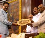 Outstanding Parliamentarian Awards - Bhartruhari Mahtab