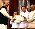 Outstanding Parliamentarian Awards - Dinesh Trivedi