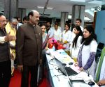 Lok Sabha Speaker inaugurates Health Camp at Parliament