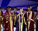 Sumitra Mahajan during convocation ceremony of Ranchi University