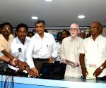 Lok Satta's launches party's website