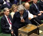 UK MPs back Brexit delay bill by a vote