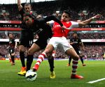UK-LONDON-SOCCER-BARCLAYS PREMIER LEAGUE-ARSENAL VS LIVERPOOL