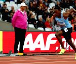 BRITAIN LONDON ATHLETICS IAAF WORLD CHAMPIONSHIPS DAY 6