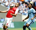 Arsenal v/s Manchester City
