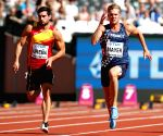 BRITAIN LONDON ATHLETICS IAAF WORLD CHAMPIONSHIPS DAY 8