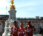 BRITAIN LONDON ATHLETICS IAAF WORLD CHAMPIONSHIPS DAY 10