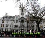 UK court rules 'IS bride' from London can't return home