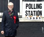 BRITAIN LONDON GENERAL ELECTION JEREMY CORBYN