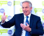 BRITAIN-LONDON-TONY BLAIR-BREXIT