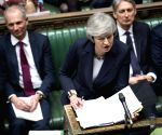 Brexit: Theresa May suffers fresh Commons defeat