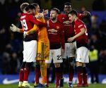 BRITAIN-LONDON-FOOTBALL-FA CUP-CHELSEA VS MAN UNITED