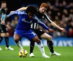 UK-LONDON-SOCCER-BARCLAYS PREMIER LEAGUE-CHELSEA VS NEWCASTLE UNITED