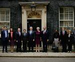 BRITAIN LONDON CABINET RESHUFFLE