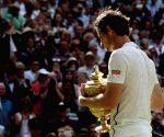 BRITAIN LONDON TENNIS WIMBLEDON MEN'S SINGLES FINAL