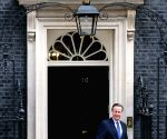 BRITAIN-LONDON-DAVID CAMERON-LAST PM'S QUESTIONS