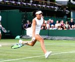 BRITAIN LONDON TENNIS WIMBLEDON DAY 5