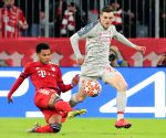 I'm one of those who looks up to Virgil van Dijk: Liverpool's Robertson