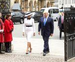 BRITAIN LONDON U.S. PRESIDENT VISIT