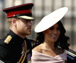 Prince Harry, Meghan to drop 'royal highness' titles