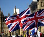 BRITAIN LONDON BREXIT DEAL REJECTION