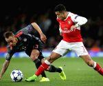 BRITAIN LONDON SOCCER UEFA UCL ARSENAL VS BAYERN MUNICH
