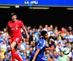 UK-LONDON-SOCCER-BARCLAYS PREMIER LEAGUE-CHELSEA VS LIVERPOOL
