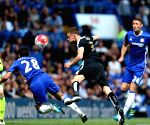 BRITAIN-LONDON-SOCCER-BARCLAYS PREMIER LEAGUE-CHELSEA VS LEICESTER CITY