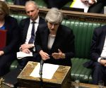 BRITAIN-LONDON-PM'S QUESTIONS
