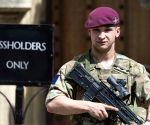 BRITAIN LONDON TERROR THREAT HIGHEST LEVEL