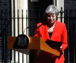 May quits, new British PM likely by end of July