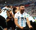 'I was bored': Aguero phones Messi in middle of live stream