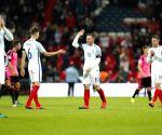 BRITAIN-LONDON-FOOTBALL-FIFA WORLD CUP QUALIFIER-ENGLAND VS SCOTLAND