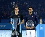 BRITAIN-LONDON-TENNIS-ATP WORLD TOUR FINALS