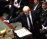 Johnson govt loses 1st parliamentary votes since election
