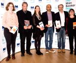 BRITAIN-LONDON-2017 MAN BOOKER PRIZE-NOMINATIONS