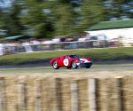 BRITAIN-GOODWOOD-VINTAGE CAR RACE