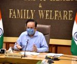 Looking at vaccine manufacture, delivery ecosystem: Harsh Vardhan