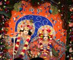 Fabulous Pics of Janmashtami 2019 celebrations in Mathura -  the birth place of Lord Krishna