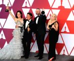U.S.-LOS ANGELES-OSCARS-BEST DOCUMENTARY FEATURE