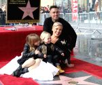 U.S. LOS ANGELES HOLLYWOOD P!NK STAR